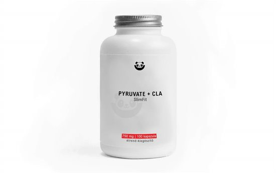 Panda Nutrition Pyruvate + CLA